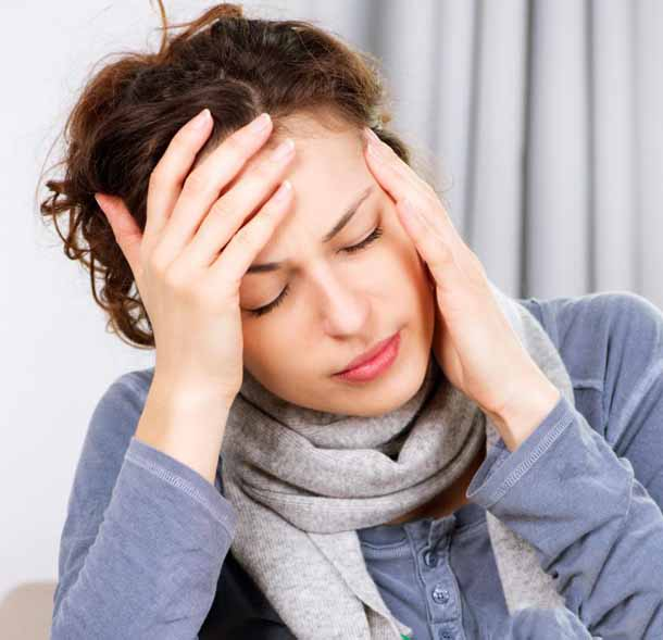 Кто с людей избавился от мигрени
