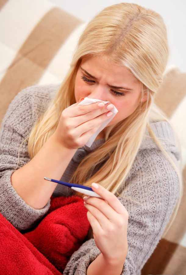 Что вызывает покраснение носа?
