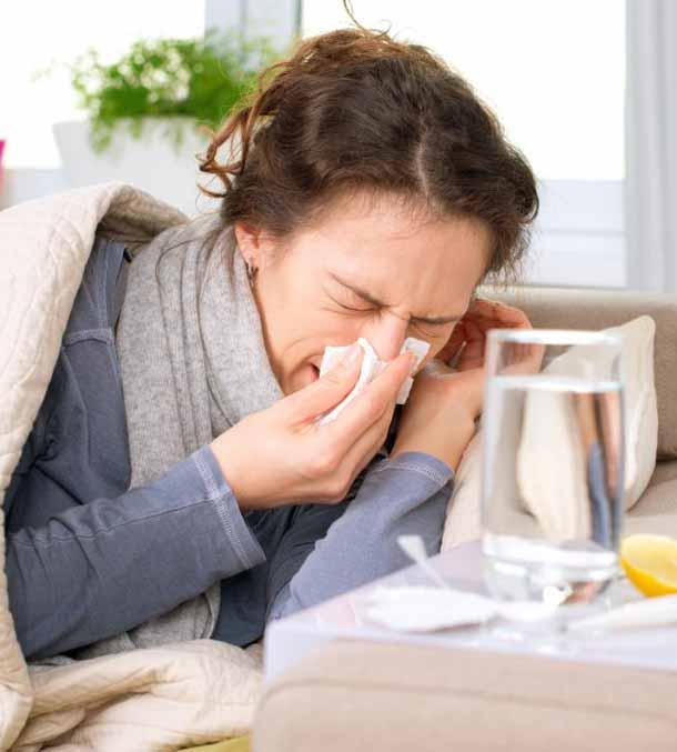 Как долго длится инкубационный период простуды?