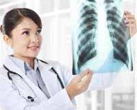 Рентген грудной клетки.